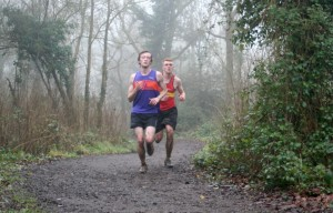 Race against Pitsea running club, Langdon Hills