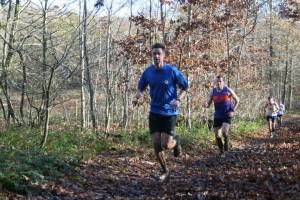 Little Baddow Ridge Runners, Little Baddow woods